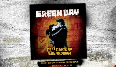 The new album will be called 21st Century Breakdown